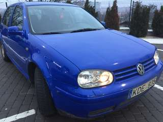 Продам VW Golf 4 1.6 отличное состояние