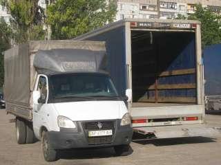 Перевозки 2-5 тонн, 16-36 м.куб., гидроборт, грузчики.