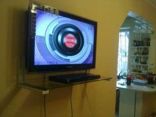 Навес Телевизора на стену Харьков. Крепление, навеска ЖК Панели,Плазмы title=