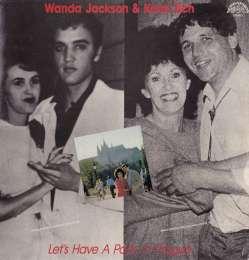 Винил Wanda Jackson and Karel Zich  title=