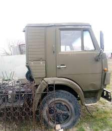 Продаем седельный тягач КАМАЗ 5410 с бортовым полуприцепом, 1989 г.в. title=