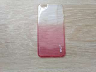 Чехол Бампер на iPhone 6+ plus Полукрасный