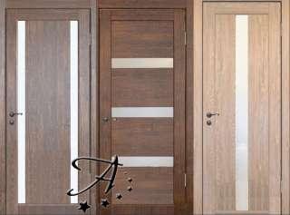 Межкомнатные двери из массива сосны любого размера title=