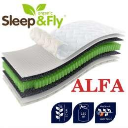 Матрасы Sleep&Fly серии Organic title=