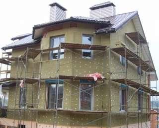 Утепление домов title=