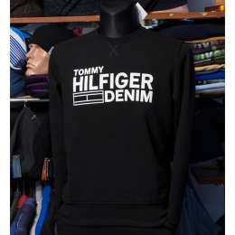 Tommy Hilfiger, в кольорах зимові чоловічі світшоти на байці  title=