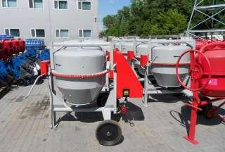 Бетономешалка венцовая Vulkan БС -320 (1.5 кВт, 380 В)  title=
