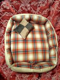 ПоискРасширенный Лежанка, лежак для маленькой собаки, кошки