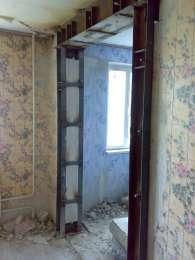 Резка,расширение проемов,стен,усиление металлом,демонтаж в Харькове.