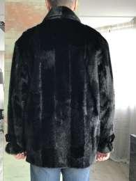 Мужская куртка из нерпы
