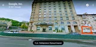 Без комиссии! Фасадное помещение на ул.Набережно-Крещатицкая 3, 51кв.м