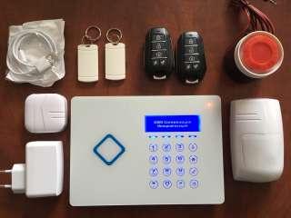 GSM сигнализация беспроводная BSE-66A Premium для дома офиса магазина title=