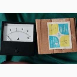 Амперметр 10 А /с шунтом/ для автозарядного устройства.