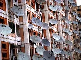 Установка спутникового телевидения в Одессе и Одесской области.