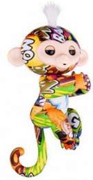 Fingerlings Monkey - интерактивная игрушка. Новые, яркие расцветки!  title=
