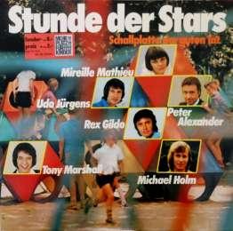 Виниловая пластинка «Час звёзд» (Germany)