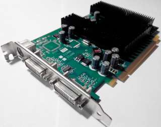 Nvidia GeForce 7300LE (Leadtek)/PCi-E/256МB GDDR2/2xDVI/TVO title=