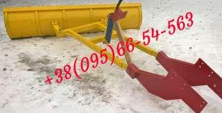 Снегоуборочный отвал ( лопата) title=
