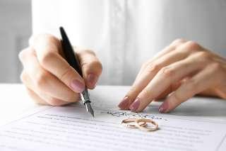 Брачный контракт, составление брачного договора Днепр