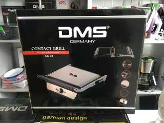 Контактный прижимной гриль DMS KG 03 2000W Germany title=