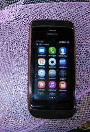 Мобильный телефон Nokia Asha 308. Оригинал. title=
