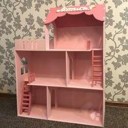 Кукольный домик для Барби) Отличный подарок Вашей девочке! title=