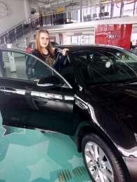Новый автомобиль Kia Optima