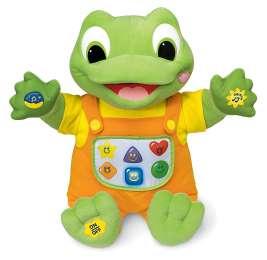 Развивающая нтерактивная музыкальная игрушка Лягушка малыш ТЕДА Leap