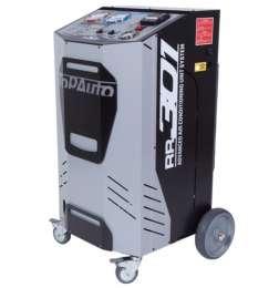 Станция автомат для заправки автомобильных кондиционеров TopAuto  title=
