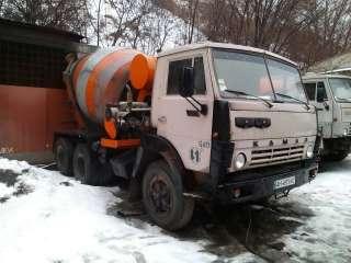 Продам КАМАЗ бетономеситель 55111 title=