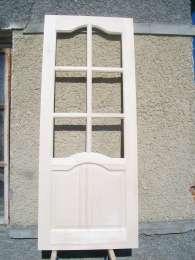 Двері масив смерека title=