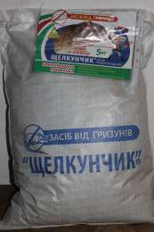 Щелкунчик гранула 5 кг - гранулированая приманка с ароматом арахиса title=