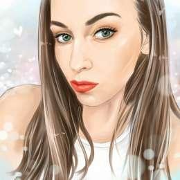 Портрети поп арт Pop art портреты dae7ec3d9043c