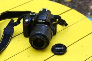 Nikon D3200 цифровой зеркальный фотоаппарат title=