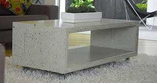 Мебель из бетона title=
