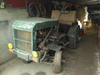 Саморобний трактор title=