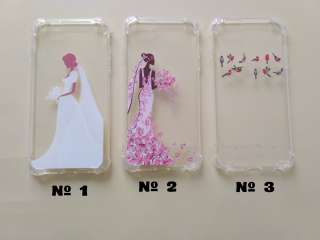 Чехол Бампер на iPhone 6+ plus Невесты,Птички