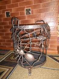 каминний набір Паук на Дубі