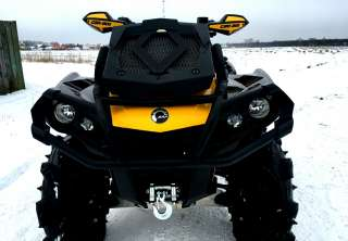 Квадроцикл BRP can-am outlender -800 max. title=