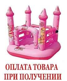 Детский надувной батут BestWay 92010 «Замок Винкс», 157 х 147 х 155 см title=