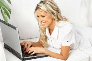 Работа на личном ноутбуке. Частичная занятость. title=