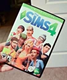 """Игра на ПК """"The Sims 4 title="""