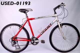 Горный бу велосипед Giant Артикул: USED-001193