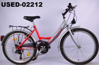 Подростковый бу велосипед Fahradstar Артикул: USED-02212