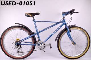 Горный бу велосипед Bianchi Артикул: USED-01051