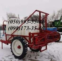 Прицепной Polmark ОП-2000, ОП-2500 прицепной, Польша, гидравлика title=