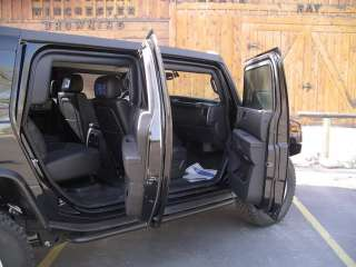 HUMMER H2 Adventure 6.2L Armored B6+