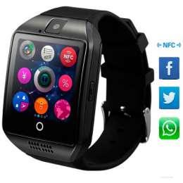 Умные часы Smart Q18 Black title=