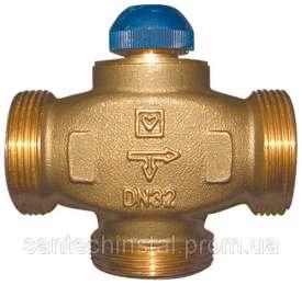 Клапан термосмесительный трехходовой Herz Calis-ts-rd dn 25 title=
