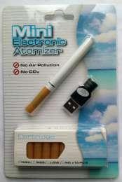 Продам новую мини электронную сигарету, плюс 10 запасных картриджей title=